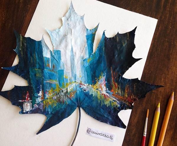arte foglie 1