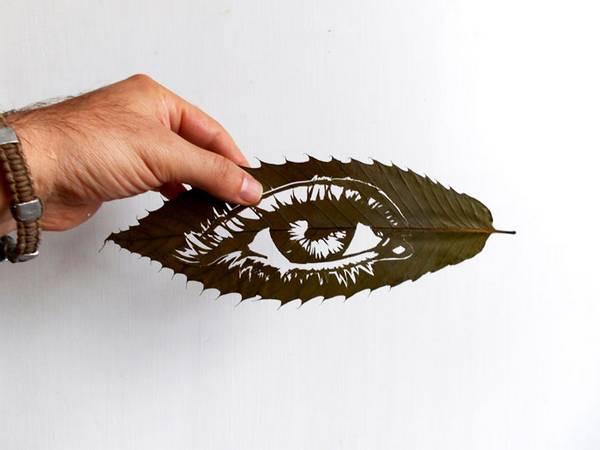 arte foglie 2