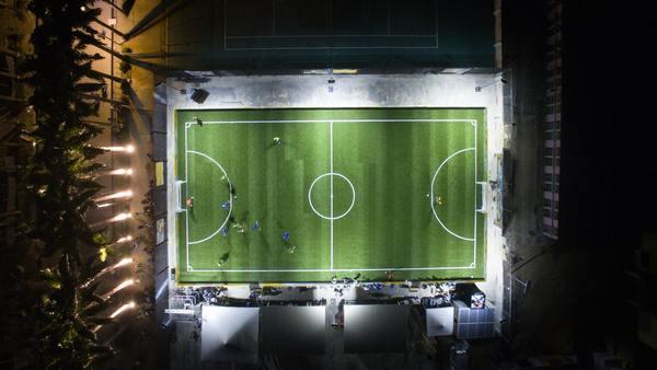 campo calcio nigeria