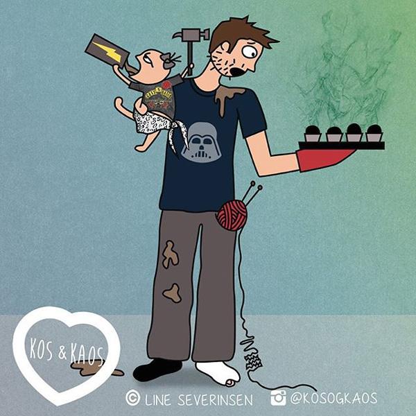 illustrazioni gravidanza11