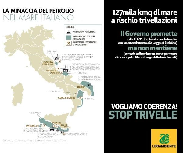 infografica trivelle