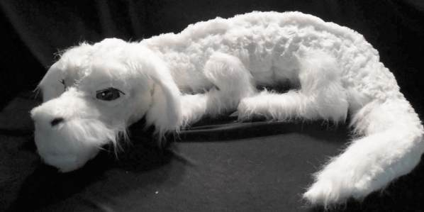 neverending story plush toy falkor luckdragon gameguardians 10