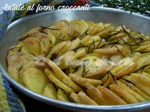 patate al forno croccanti 2