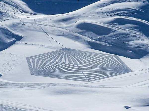 snow art 3