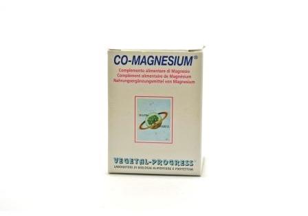 CO MAGNESIUM VEGETAL PROGRESS