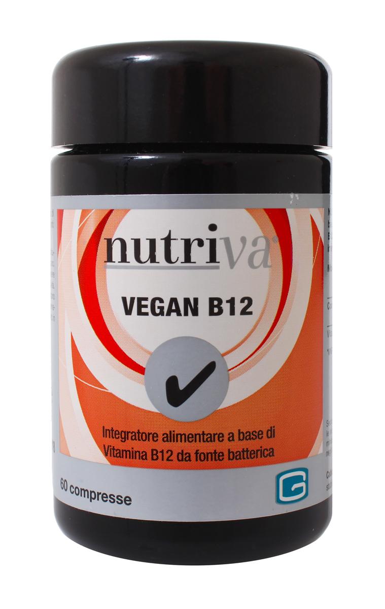 NUTRIVA VEGAN B12