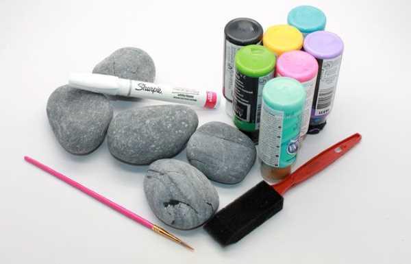 colorare pietre 2