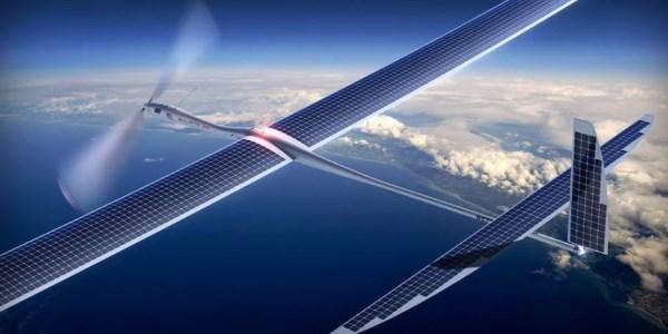 aereo google solare