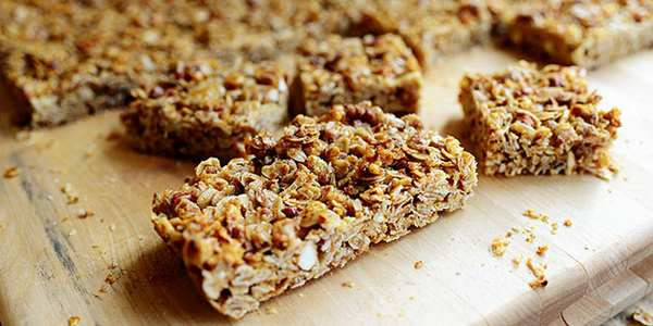 barrette di cereali ricette barrette energetiche
