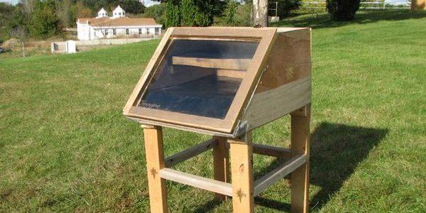 essiccatore solare fai da te