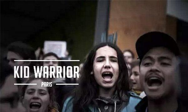 kid warrior cop21