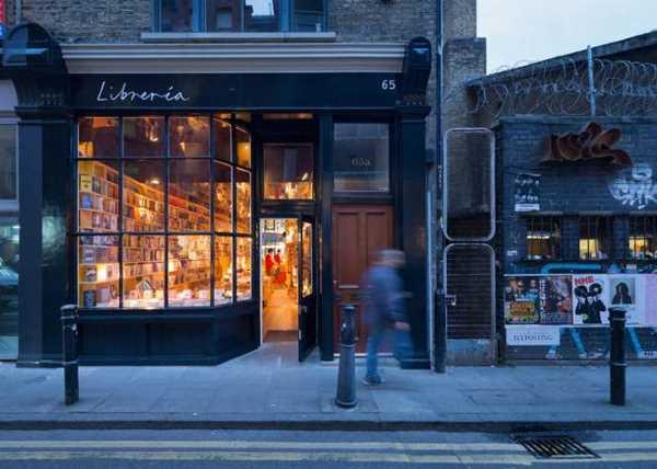 libreria londra