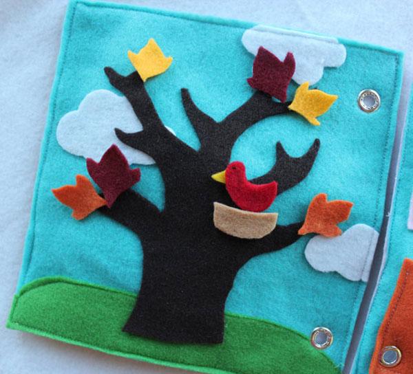 libri tattili per bambini 10 idee per realizzarli da soli