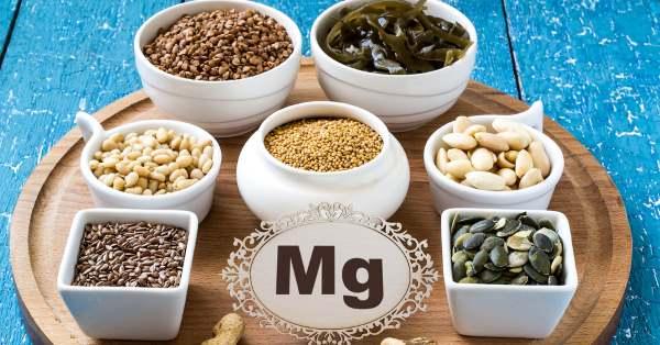 magnesio integratori