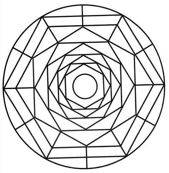 Mandala Significato E 10 Disegni Da Colorare Greenme It