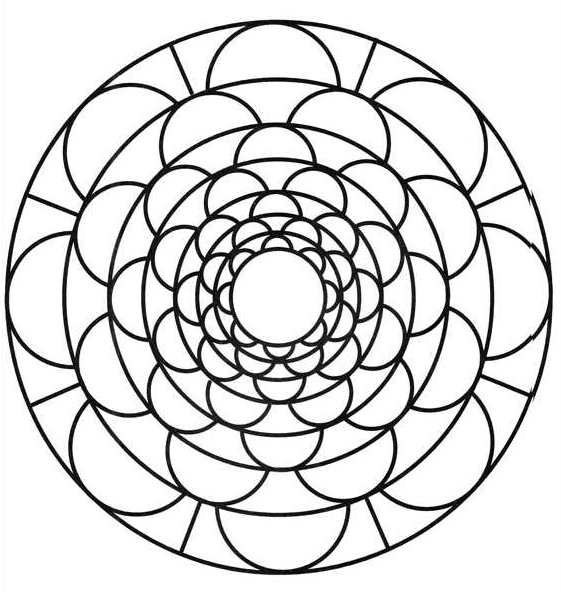 Mandala Significato E 10 Disegni Da Colorare Greenme It