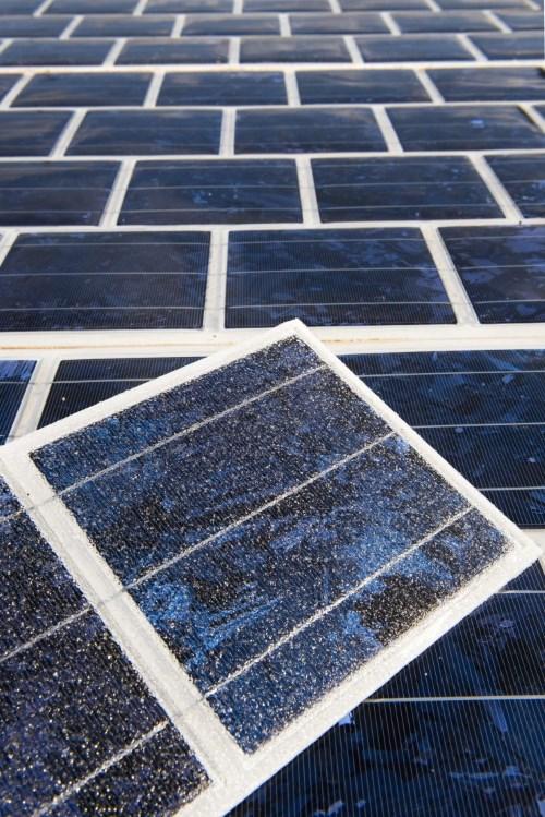 solar road francia
