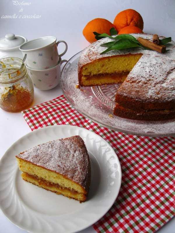 torta arancia 10