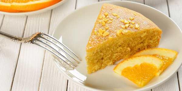 torta arancia ricette