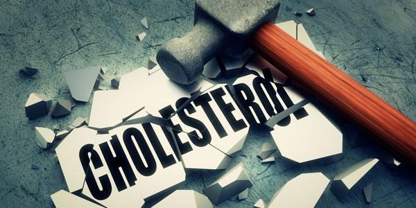 colesterolo giu