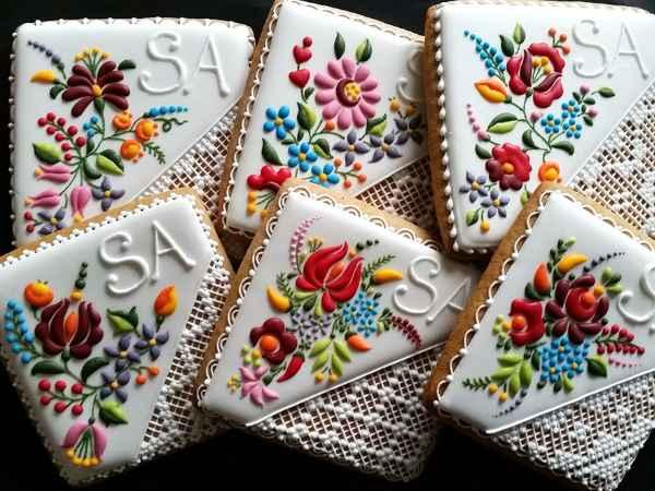 cookie decorating art mezesmanna 1