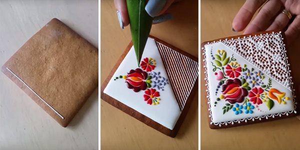 cookie decorating art mezesmanna 10
