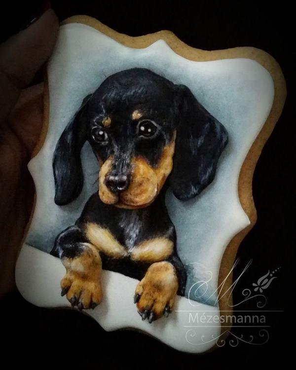 cookie decorating art mezesmanna 13
