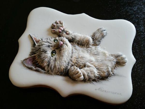 cookie decorating art mezesmanna 16