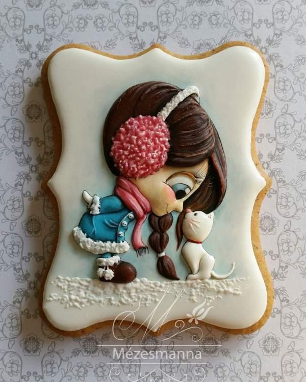 cookie decorating art mezesmanna 17