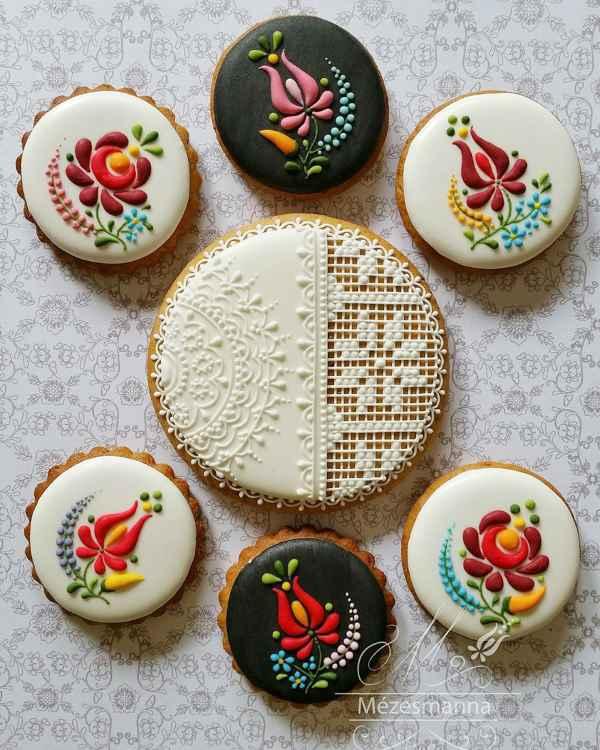 cookie decorating art mezesmanna 7