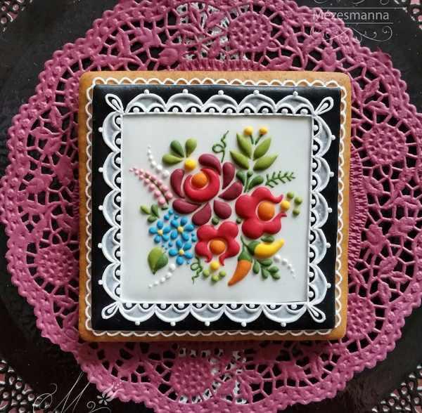 cookie decorating art mezesmanna 8
