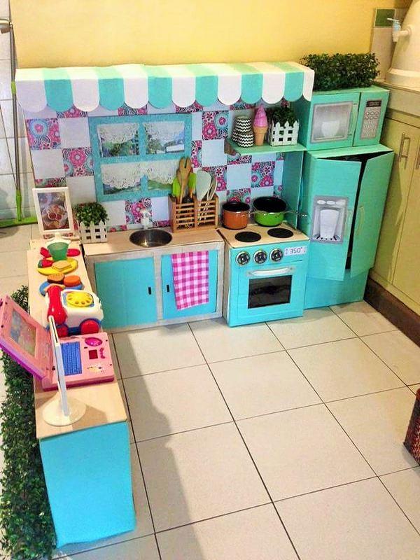 cucina giocattolo 5