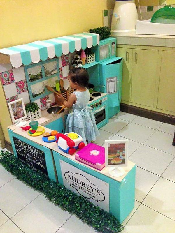 cucina giocattolo 8