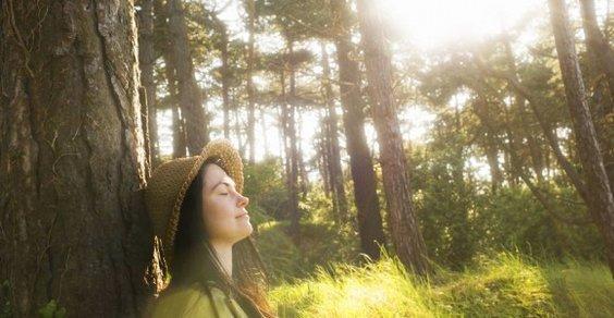 curarsi con la natura