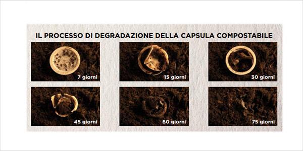 degradazione capsula