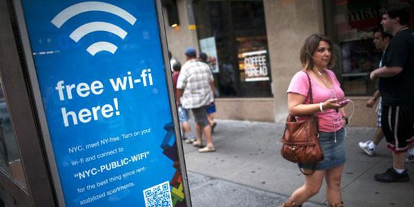 free wifi newyork