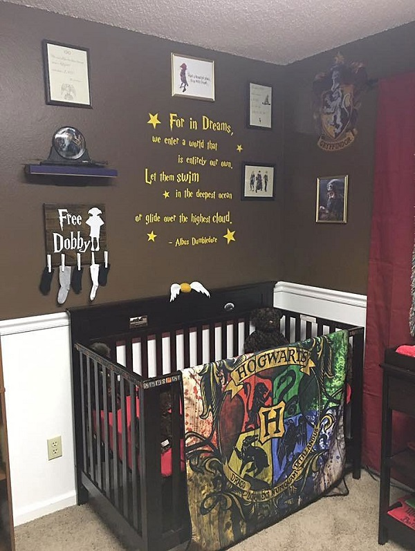 harry potter nursery 0