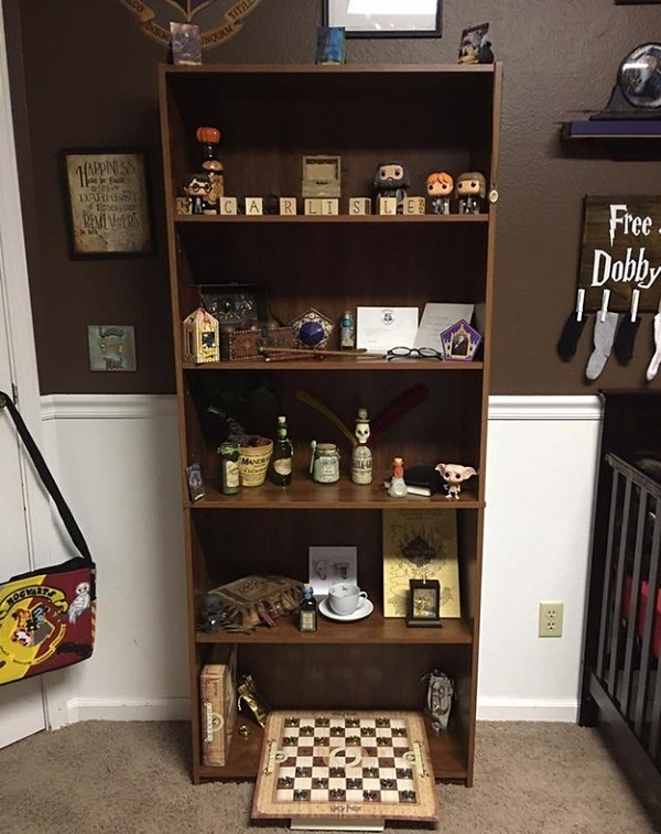 harry potter nursery 12