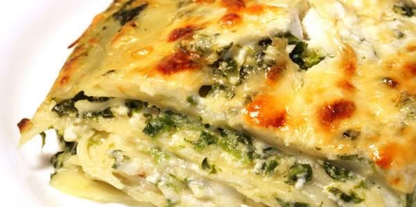 ricette vegan lasagne