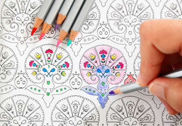mandala therapy colorare i mandala