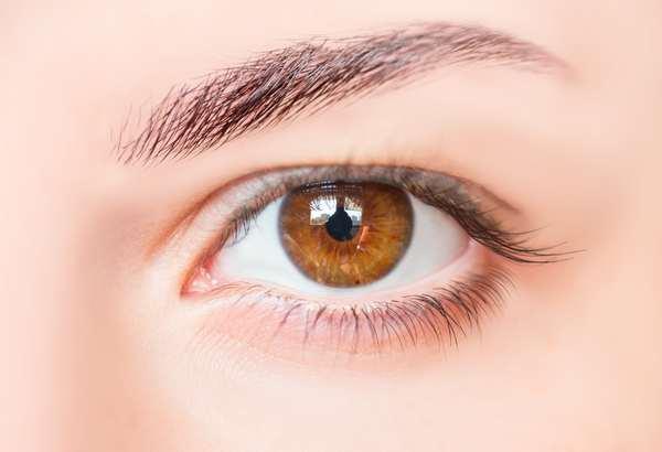 occhi nocciola
