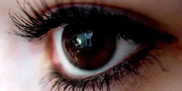occhi scuri