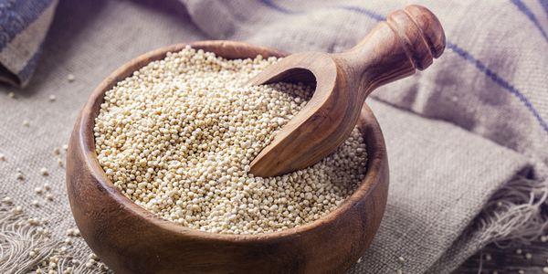 quinoa amaranto semi