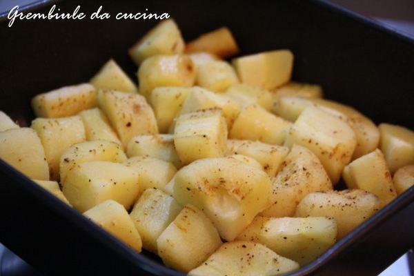 ricette pastinaca al forno