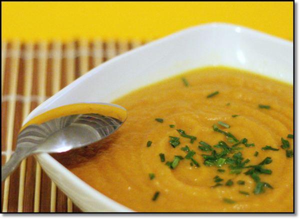ricette pastinaca zuppa di carote e pastinaca arancia e zenzero