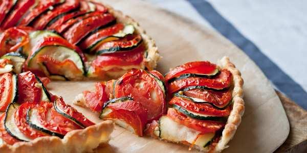 ricette torte salate vegan