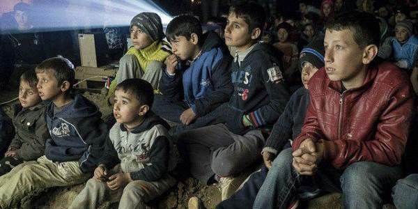 rifugiati idomeni