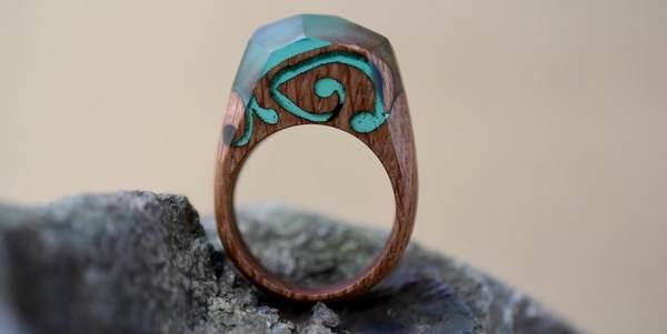 anelli legno cover