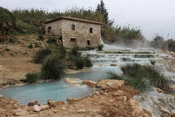 cascate del mulino saturnia1