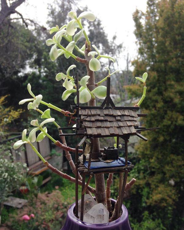 case albero miniatura 3